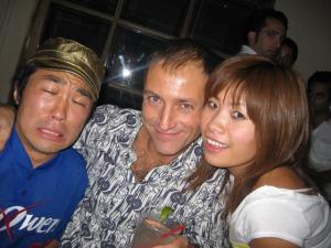 yuuya,Gigi,me